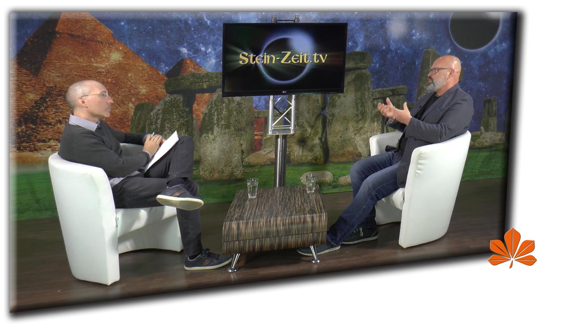 VIDEO - Heilen verboten? Rainer Taufertshöfer bei SteinZeit/NuoViso.tv