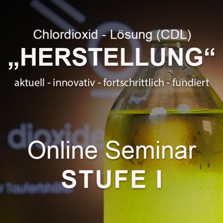 Online Seminar STUFE I