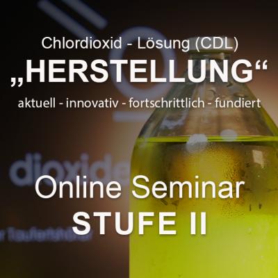 Online Seminar STUFE II