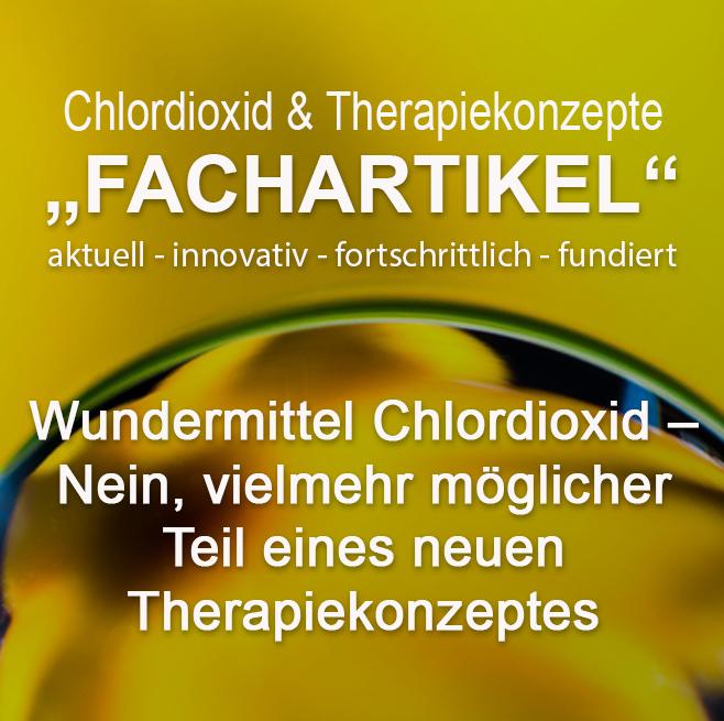 Fachartikel – Chlordioxid & Therapiekonzepte